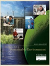 Institute For A Sustainable Environment Annual Report 2010-2011