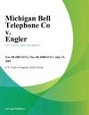 Michigan Bell Telephone Co V Engler