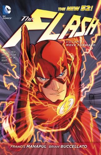 The Flash Vol 1 Move Forward
