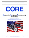 CORE Assembly Language Programming For The Mac