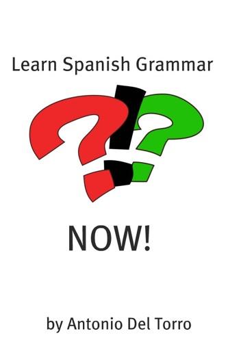 Learn Spanish Grammar NOW