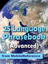 Advanced 25 Language Phrasebook