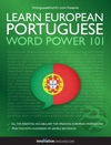 Learn European Portuguese - Word Power 101