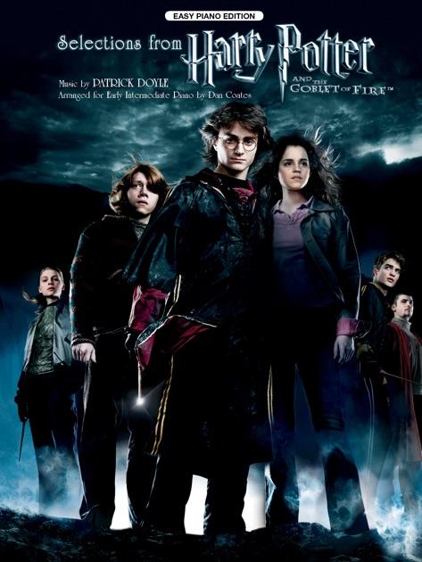 Harry Potter I Czara Ognia (TOM4