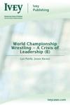World Championship Wrestling - A Crisis Of Leadership B