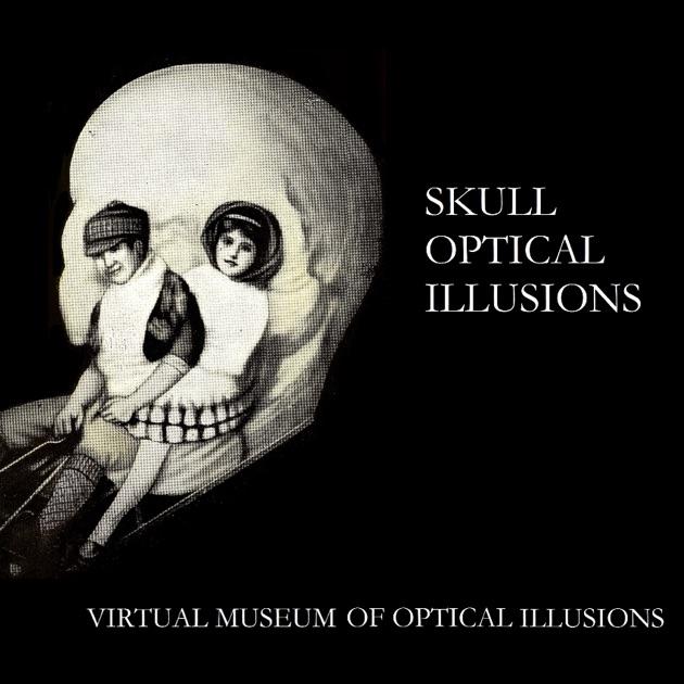 1280x1024 skull optical illusion - photo #29