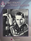 Chet Atkins - Vintage Fingerstyle Songbook