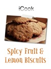 ICook Spicy Fruit  Lemon Biscuits