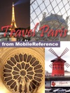 Paris France Illustrated Travel Guide Phrasebook  Maps Mobi Travel
