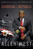 Guardian of the Republic - Allen West & Michele Hickford Cover Art