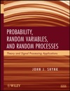 Probability Random Variables And Random Processes