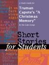 A Study Guide For Truman Capotes A Christmas Memory