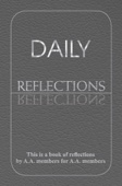 Daily Reflections - AA World Services, Inc. Cover Art
