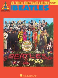 THE BEATLES - SGT. PEPPERS LONELY HEARTS CLUB BAND SONGBOOK