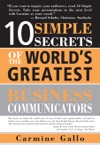 10 Simple Secrets Of The Worlds Greatest