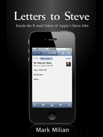 LETTERS TO STEVE