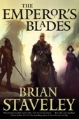 The Emperor's Blades - Brian Staveley Cover Art