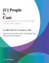 U People V Cani