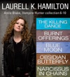 Laurell K Hamiltons Anita Blake Vampire Hunter Collection 6-10