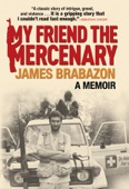 My Friend the Mercenary - James Brabazon Cover Art