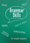 Grammar Skills For 3Rd 4Th 5Th Grades