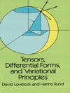 Tensors Differential Forms And Variational Principles