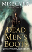 Dead Men's Boots - Mike Carey Cover Art