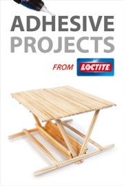 Adhesive Projects - Authors of Instructables Book