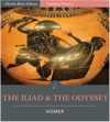 Timeless Classics The Iliad And The Odyssey Illustrated