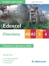 Edexcel Chemistry ASA2 Student Unit Guide Units 3  6 New Edition   Chemistry Laboratory Skills EPub