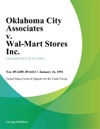 Oklahoma City Associates V Wal-Mart Stores Inc