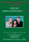 Finding Training And Keeping Great Service Employees 101