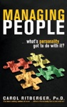 Managing PeopleWhats Personality Got To Do With It