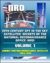 20th Century Spy In The Sky Satellites