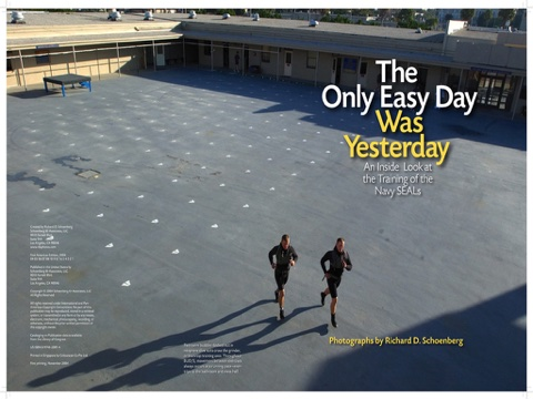Pentagon Threatens Legal Action Against Ex-SEAL For Bin ... |The Only Easy Day Was Yesterday Book