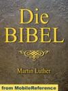 Die Bibel Deutsch Martin Luther Translation German Bible
