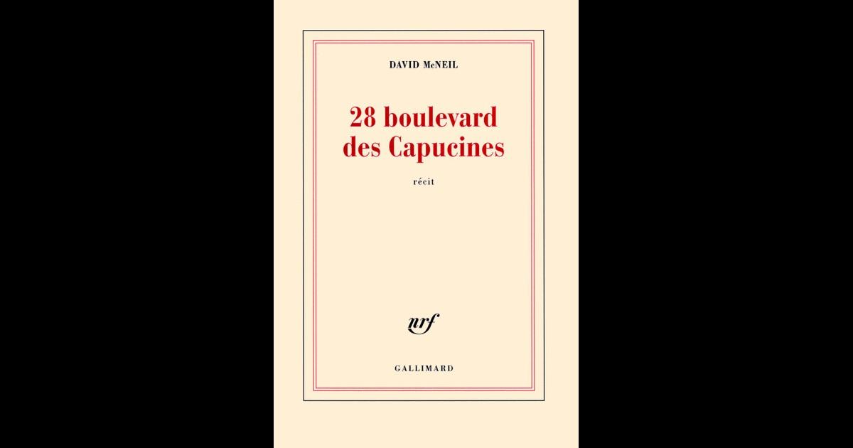 David mcneil sur ibooks - Bureau de change boulevard des capucines ...