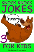 Knock Knock Jokes for Kids - Peter Crumpton Cover Art