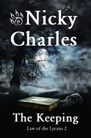 The Keeping - Nicky Charles Book