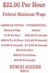 2200 Per Hour Federal Minimum Wage