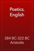 384 BC-322 BC Aristotle - Poetics. English artwork