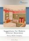 Suggestions For Modern Interior Decoration