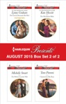 Harlequin Presents August 2015 - Box Set 2 Of 2
