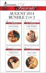 Harlequin Presents August 2014 - Bundle 2 Of 2