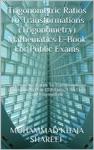 Trigonometric Ratios To Transformations Trigonometry Mathematics E-Book For Public Exams