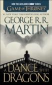A Dance with Dragons - George R.R. Martin Cover Art