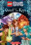 Quest For The Keys LEGO Elves Chapter Book