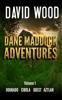 David Wood - Dane Maddock Adventures Vol. 1  artwork