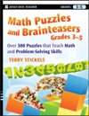 Math Puzzles And Brainteasers Grades 3-5