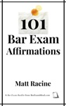 101 Bar Exam Affirmations